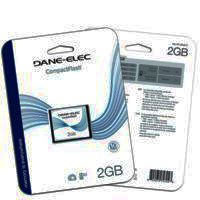 DANE-ELEC Compact Flashcard 2048 Mb High-Speed 133XS