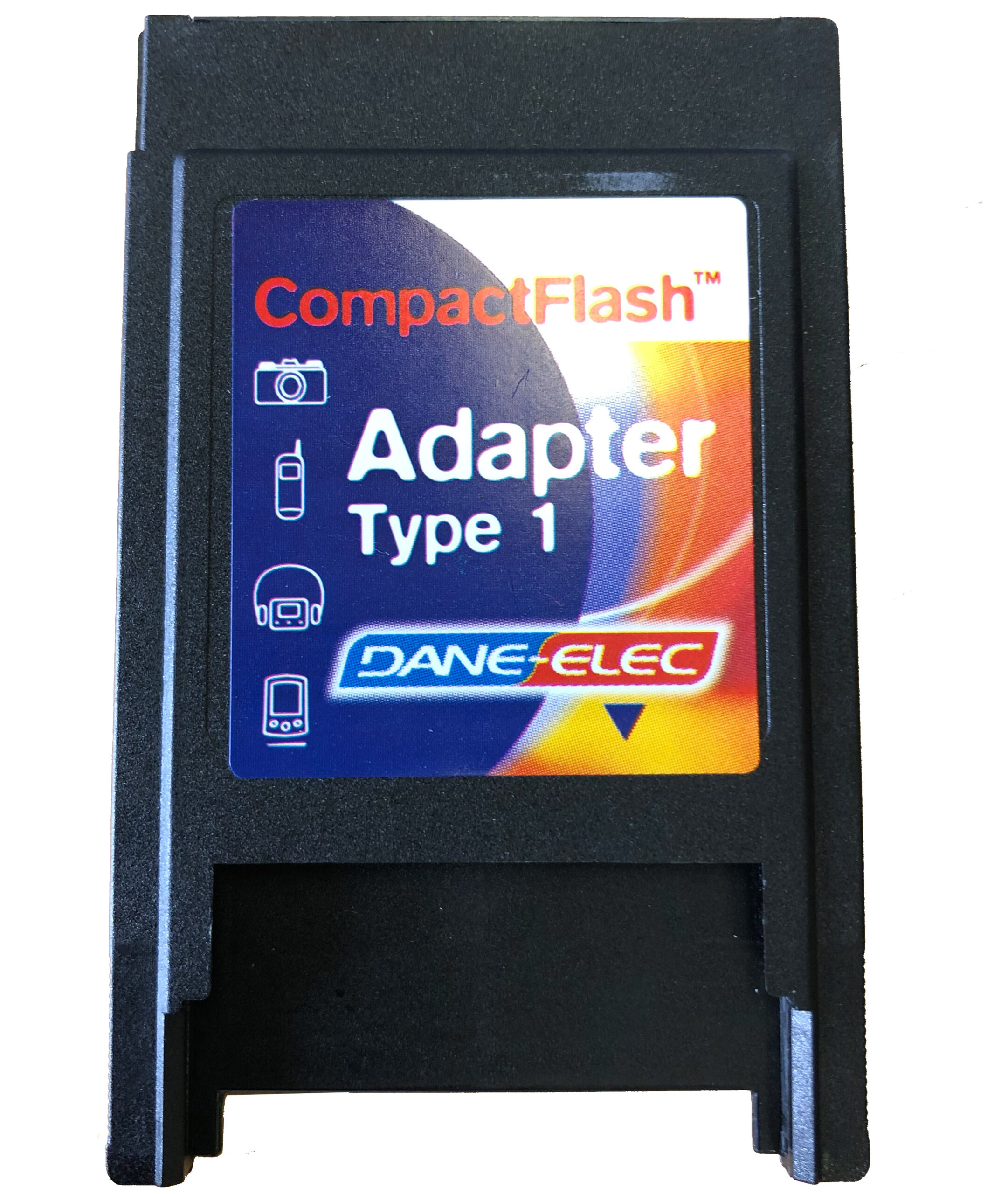 DANE-ELEC PC Card adapter Type 1